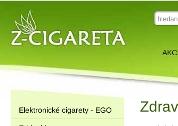 Náhled Z-Cigareta - Elektronická cigareta