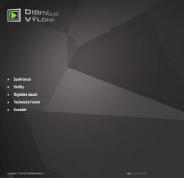 Digitální výloha