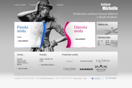 iMichelle prodej luxusního oblečení